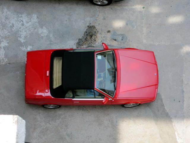 80s Maserati Biturbo Sypder