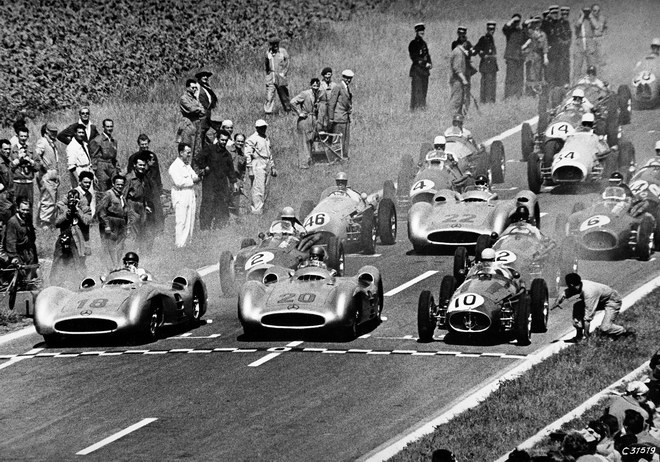 1954 France GP