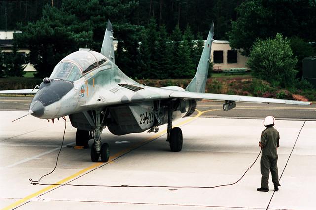 MiG-29_Fulcrum_B_Luftwaffe
