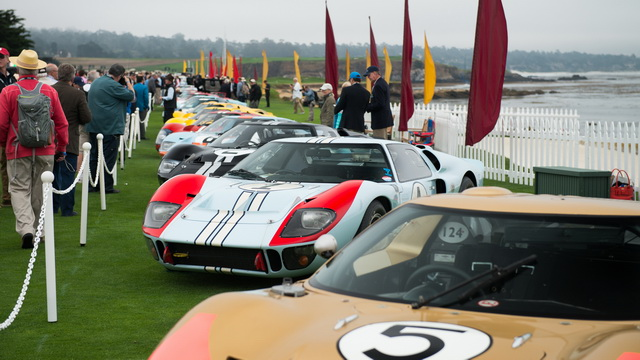 ford-gt40s-at-pebble-beach-concours-delegance